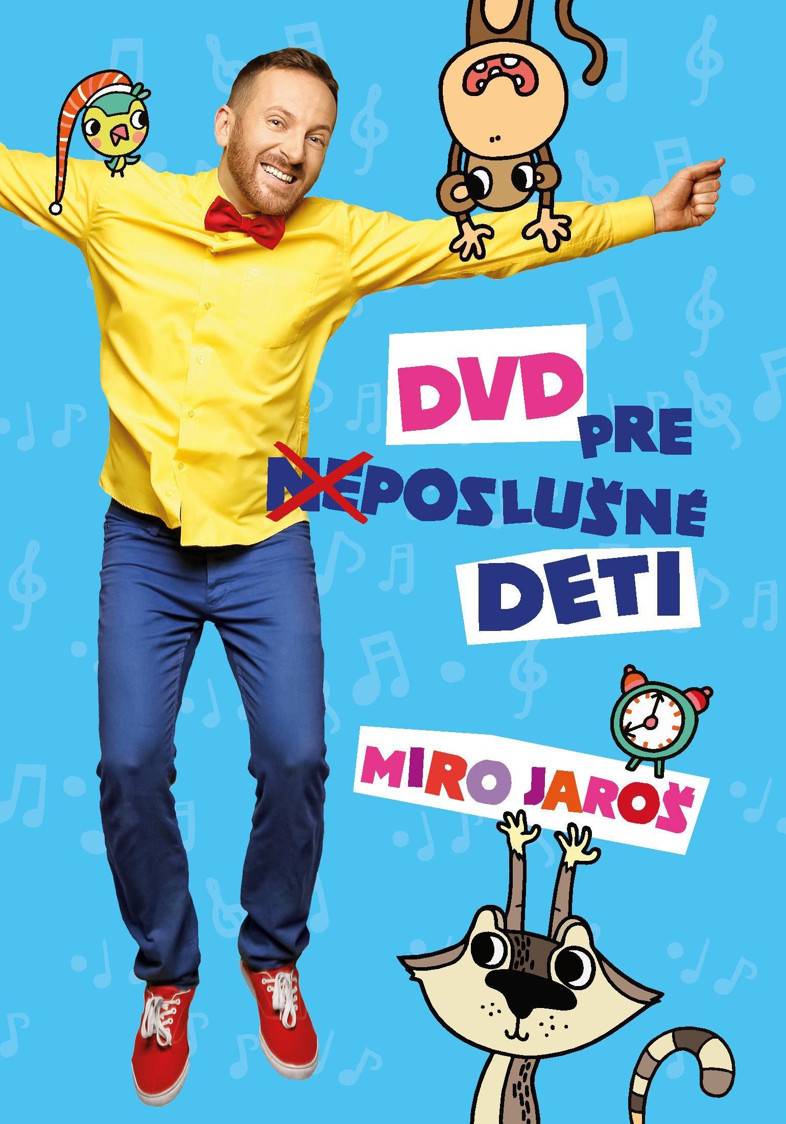 DVD ruzovy obal